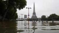 La photo: Russia Today raconte la montée des eaux en France