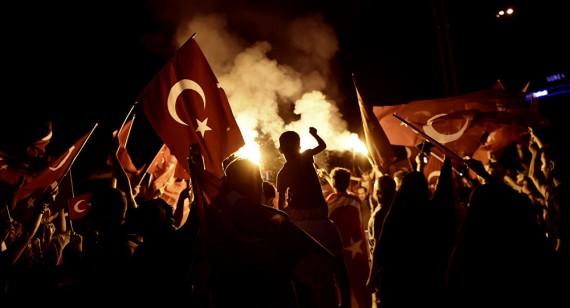 Purge Turquie coup Etat funérailles islamiques