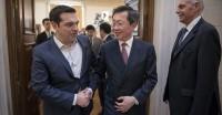 Tsipras en Chine: l'aide à la Grèce permettra à celle-ci de rester dans l'UE