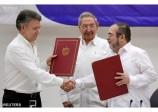 Les limites de l'accord avec les FARC en Colombie, sous les auspices du Vatican