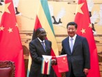 Le président du Zimbabwe au secours de la Chine dans la dispute à propos de la Mer de Chine du Sud