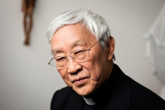 Cardinal Zen Pape François Eglise Chine Synthèse Maçonne Mondialiste