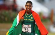 J.O. de Rio: Semenya, athlète «intersexué», court avec les femmes