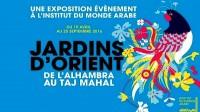 Exposition&nbsp;:<br>Histoire culturelle/Jardinage<br>Jardins d'Orient ♥