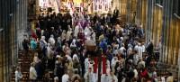 Le prêtre égorgé par l'islam terroriste devient un martyr de l'humanisme universel