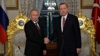 Accord Poutine Erdogan sur un gazoduc et le nucléaire: l'entente asiatique Russie-Turquie