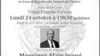 La photo : Alain Juppé en campagne ne néglige pas les loges