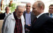 Fidel Castro, le tyran communiste salué par la presse russe
