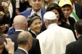 Le pape François a reçu Emma Bonino au Vatican, le jour de l'élection américaine