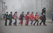 Pollution de l'air: trois cent millions d'enfants en danger selon les statistiques non réfutables de la propagande de l'UNICEF