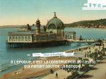 Exposition:<br>ARCHITECTURE/HISTOIRE SOCIALE Tous à la plage ♥♥♥