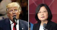 Le coup de téléphone de Donald Trump à la présidente de Taiwan provoque la colère de la Chine communiste