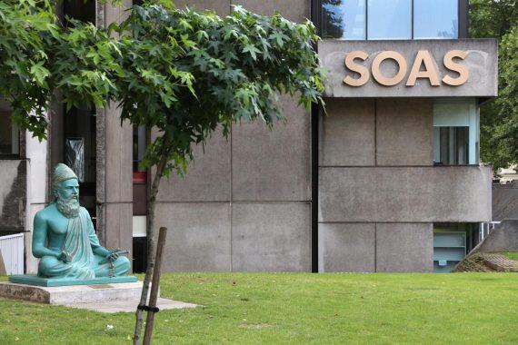 Les étudiants noirs de l'université SOAS au Royaume-Uni récusent les professeurs «blancs et âgés»