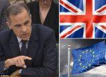 Mark Carney, gouverneur de la Banque d'Angleterre découvre enfin les avantages du Brexit