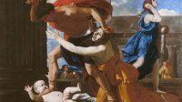 Le Massacre des Innocents (1628-1629), Nicolas Poussin