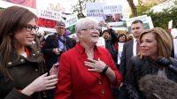 La fleuriste chrétienne perd contre un couple gay devant la Cour suprême de l'Etat de Washington