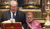 Ordre de Malte: et si on visait d'abord le cardinal Burke? Le délégué de François a été nommé