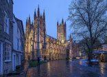 «Tenue» maçonnique à la cathédrale anglicane de Londres le jour de la consécration de l'Angleterre au Cœur immaculé de Marie
