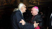 Mgr Vincenzo Paglia salue la mémoire et l'esprit de Marco Pannella, l'homme de la culture de mort en Italie
