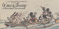 Exposition : ART DU DESSIN ANIME<br>Walt Disney, le mouvement par nature ♥♥♥