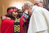 Le pape François au secours des cultures indigènes