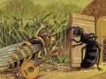 Patrimoine des candidats: Mélenchon et Dupont-Aignan fourmis, Macron cigale