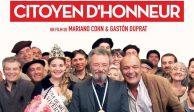 COMEDIE<br>Citoyen d'honneur ♥♥♥