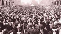 Première Journée de la Terre le 22 avril 1970