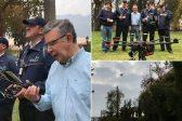 Parler aux délinquants au moyen de drones: l'innovation chilienne