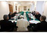 Les «9 cardinaux» du pape François ont discuté de la «décentralisation» de l'Eglise