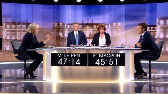 D 233 Bat Pr 233 Sidentiel Marine Le Pen Macron La Soif Du Syst 232 Me