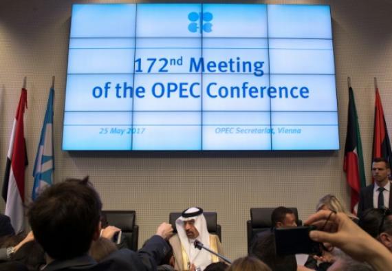 OPEP pétrole schiste Etats Unis réduction production
