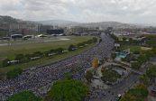 Le Venezuela du président socialiste Nicolas Maduro, soutenu par la Russie, entre manifestations et répressions