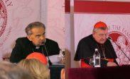 """Au """"Rome Life Forum"""", les cardinaux Burke et Caffarra parlent des liens de Fatima avec la crise de la famille, du respect de la vie, du mariage"""