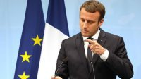 Ado, écolo, socialo, libéral:<br>Macron, la révolution à visage poupin
