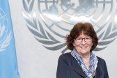 Ecologisme et mondialisme:<br>Louise Arbour fait la révolution de l'ONU par les migrations