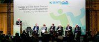 Tsunami migratoire 3.0:<br>sommet du Forum mondial sur la migration et le développement en vue de la nouvelle vague d'immigration