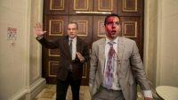 Au Venezuela, un groupe de gros bras chavistes ont attaqué l'Assemblée nationale et blessé plusieurs opposants à Maduro