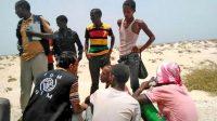 120 Somaliens et Ethiopiens jetés à l'eau par des passeurs près des côtes Yéménites?