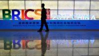 La phrase:<br>«La Chine et les autres Etats BRICS, mais surtout nos partenaires chinois sont, comme la Russie, opposés aux sanctions unilatérales»