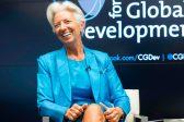 L'oligarchie globaliste alliée de l'oligarchie communiste:<br>Christine Lagarde voit déjà le siège du FMI à Pékin