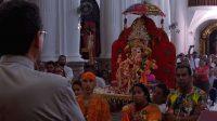 Profanation du sanctuaire de la Vierge d'Afrique de Ceuta (Espagne) où l'on a accueilli le dieu hindou Ganesh: l'évêque demande pardon