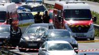 Six soldats pris pour cible par un véhicule à Levallois