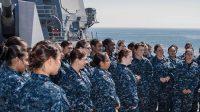 Plus de femmes dans l'US Navy c'est aussi plus de problèmes
