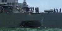 La collision de l'USS John S. McCain avec un pétrolier: un piratage informatique en cause?