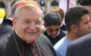 """""""Amoris laetitia"""": le cardinal Burke parle de la «correction» à adresser au pape dans la suite de la présentation des """"Dubia"""""""