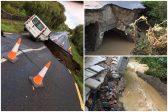 Les inondations et des intempéries, pain bénit pour les réchauffistes