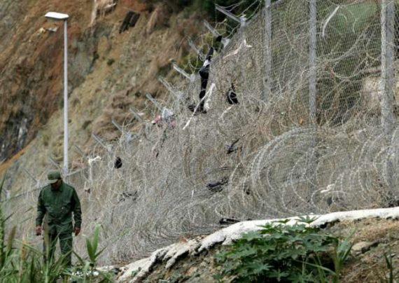 88 augmentation nombre immigrés clandestins Europe passer Espagne