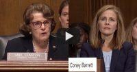 Ces Démocrates qui soumettent Amy Coney Barrett à un «&nbsp;test&nbsp;»&#8230;<br>un juge ne peut-il plus être catholique&nbsp;?!