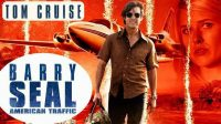 DRAME HISTORIQUE/COMEDIE<br>Barry Seal : American Traffic ♥